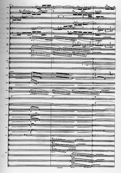 Concerto pour violon - extraits de presse (création - sortie du CD)