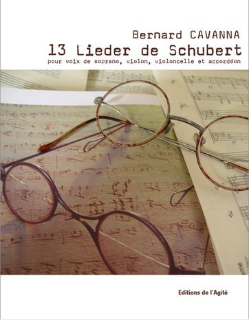 Trio avec acordéon n°1 - Lieder Schubert/Cavanna Anne Constantin (soprano), Agnès Reverdy (violon), Jean Ferry (violoncelle) Vincent Lhermet (accordéon)