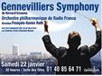 Gennevilliers Symphony pour grand orchestre