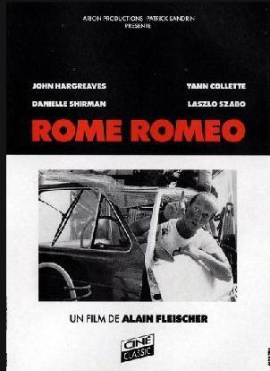 Projection de Rome Roméo Film d