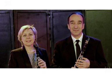 Parking Schubert Album French clarinett exports - 2017